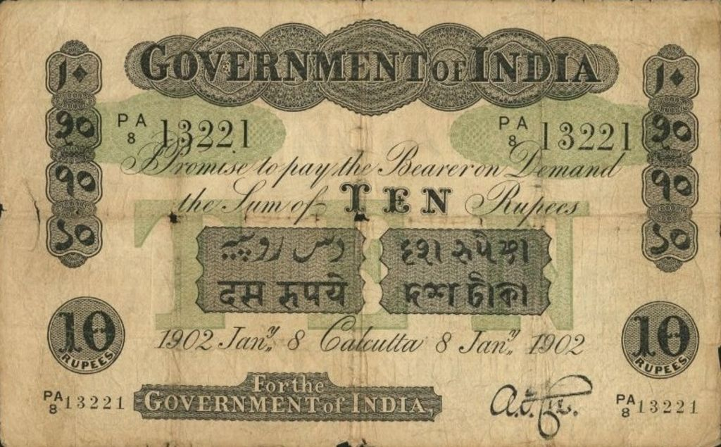 Banknote Index