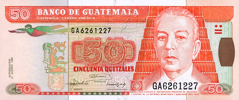 banknote index