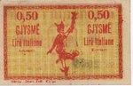 Albania, 0.50 Lira, S-0102r