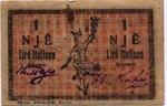 Albania, 1 Lira, S-0103b