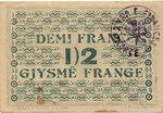 Albania, 1/2 Franc, S-0141a
