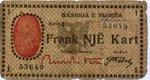 Albania, 1 Franc, S-0184