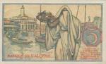 Algeria, 5 Franc, P-0094a
