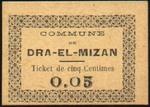 Algeria, 5 Centime,