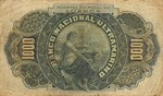 Angola, 1,000 Real, P-0027