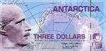 Antarctica, 3 Dollar,