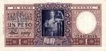 Argentina, 1 Peso, P-0260b