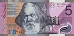 Australia, 5 Dollar, P-0056 v2