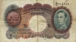 Barbados, 1 Dollar, P-0002b v2