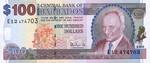 Barbados, 100 Dollar, P-0059