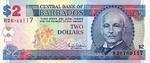 Barbados, 2 Dollar, P-0060