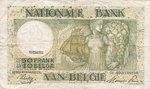 Belgium, 50/10 Francs/Belgas, P-0106