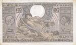 Belgium, 100/20 Francs/Belgas, P-0107