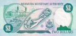 Bermuda, 2 Dollar, P-0034br
