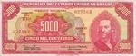 Brazil, 5,000 Cruzeiro, P-0182A