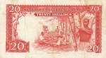 British West Africa, 20 Shilling, P-0010a