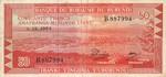 Burundi, 50 Franc, P-0011a v1