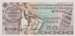 Burundi, 50 Franc, P-0028c v2