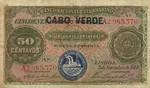 Cape Verde, 50 Centavo, P-0022