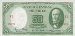 Chile, 50 Peso, P-0104