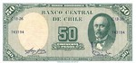 Chile, 5 Centesimo, P-0126b Sign.1
