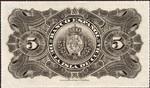 Cuba, 5 Peso, P-0048c