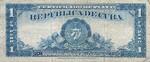 Cuba, 1 Peso, P-0069f