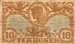Denmark, 10 Krona, P-0021aa