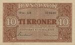 Denmark, 10 Krona, P-0036a