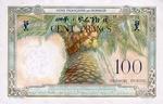 French Somaliland, 100 Franc, P-0026
