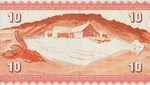 Faeroe Islands, 10 Krona, P-0014c