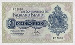 Falkland Islands, 1 Pound, P-0008c