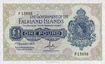 Falkland Islands, 1 Pound, P-0008c