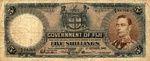 Fiji Islands, 5 Shilling, P-0037c