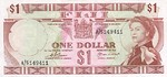 Fiji Islands, 1 Dollar, P-0071a