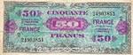 France, 50 Franc, P-0122b