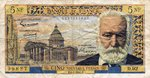 France, 5 New Franc, P-0141a