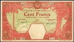 French West Africa, 100 Franc, P-0011Bb