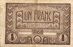 French West Africa, 1 Franc, P-0034a