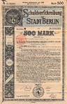 Germany, 500 Mark,