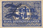 Germany - Federal Republic, 10 Pfennig, P-0012a
