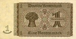 Germany, 1 Rentenmark, P-0173a