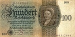 Germany, 100 Reichsmark, P-0178