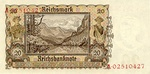 Germany, 20 Reichsmark, P-0185