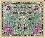 Germany, 5 Mark, P-0193a