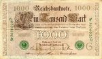 Germany, 1,000 Mark, P-0045b G