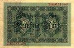 Germany, 50 Mark, P-0049a