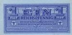 Germany, 1 Reichspfennig, M-0032
