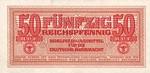 Germany, 50 Reichspfennig, M-0035