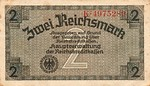 Germany, 2 Reichsmark, R-0137a